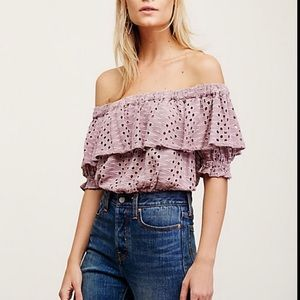 Free people that girl crop top